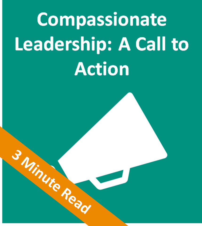The key features of compassionate leadership