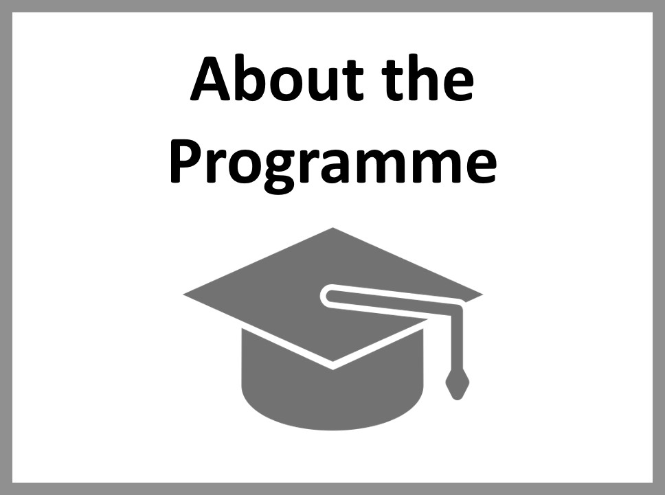 Click here for more Information about the programme
